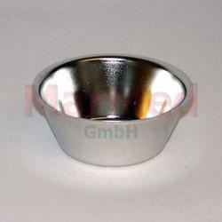 Miska na roztoky z nerez oceli, 100 ml, 1 kus