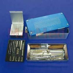 Set základní 1 pro osteosyntézu - nástroje, implantáty a šrouby ? 2,7 mm