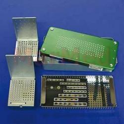Set doplňkový 1 pro osteosyntézu - implantáty a šrouby ? 3,5 a 4,5 mm