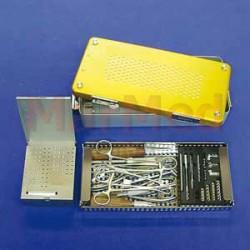 Set základní 3 pro osteosyntézu - nástroje, implantáty a šrouby ? 1,5 a 2,0 mm