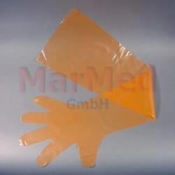Rukavice polyetylen-kopolymer, dlouhé