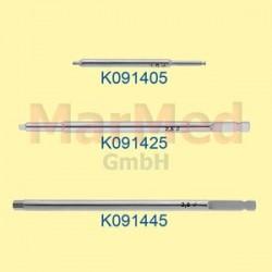 Šroubovák šestihran 1,5 mm, na šrouby 1,5 a 2,0 mm
