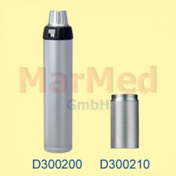 Rukojeť bateriová Heine BETA 2,5 V, kompatibilní se všemi hlavicemi Heine 2,5 V