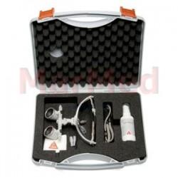 Binokulární lupa Heine HR - sada, zvětšení 2,5 x, pracovní vzdálenost 420 mm