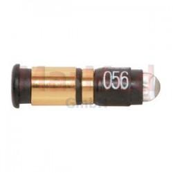 Svítidlo úsporné Heine X-001.88.056, 2,5 V (nr. 056)