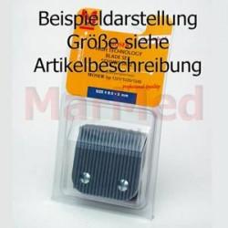 Střihací hlava 1,0 mm, 41 mm šířka, kompatibilní se strojkem Moser Max 45