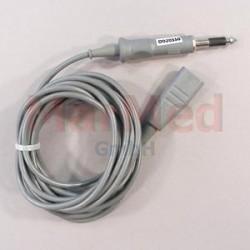 Kabel pro neutrální elektrodu gumovou D020350, kompatibilní s MC 80/HBS 80, délka 5 m