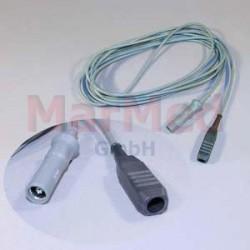 Kabel 5 m pro bipolární pinzety, kompatibilní s ICC 80 a T-Serie