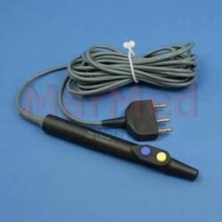 Monopolární kabel s ručním ovládáním - pevný kabel, délka 5m, 2 tlačítka na