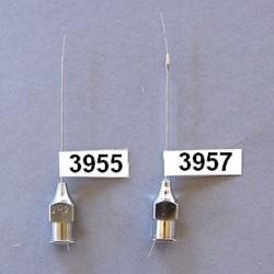 Kanyla lakrimální, rovná, 0,6 x 33 mm, Lachrymal Luer Lock - s olivkou