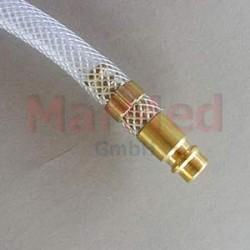 Rychlospojka pro vzduchovou tlakovou hadici - připojovací šroubení male, vnitřní ? 6 mm