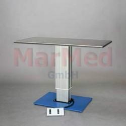 Ošetřovací stůl MarMed VET Basic 2 - plochá deska