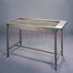 Stůl multifunkční model MarMed, rozměry 1310 x 575 x 840 mm (délka x šířka x výška)
