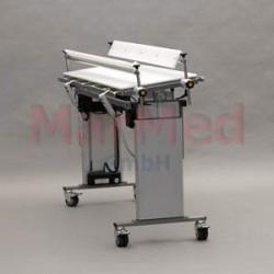 Stůl operační veterinární speciál Marmed - elektrické nastavení výšky, možnost postranního klopení