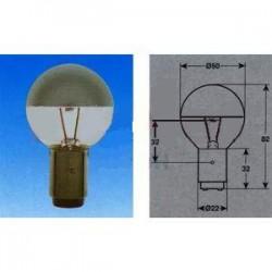Světlo 230V/ 50W, 018252, patice Bx22d (pro Hanaulux)