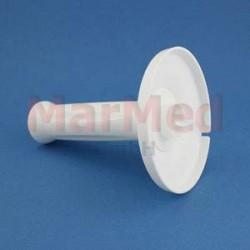 Rukojeť k operačním lampám Hanaulux do roku výroby 1976, lze sterilizovat