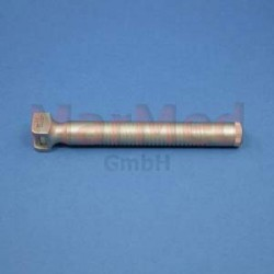 Zdroj teplého světla v rukojeti laryngoskopu na dvě baterie AA