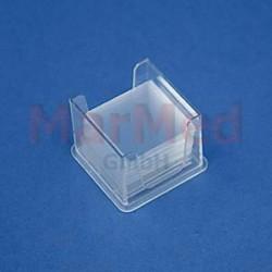 Sklíčka krycí 22x22 mm, 1000 ks