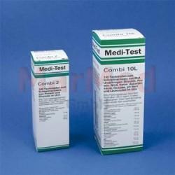 Proužky na testování moči Combi 2, 100 ks