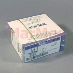 Šicí materiál Polysorb fialový, USP 3/0 (metric 2) + jehla V-20 (HR-26), 75 cm, 36 kusů, GL122