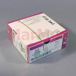 Šicí materiál Biosyn fialový, USP 3/0 (metric 2), 70 cm + jehla CV-25 (HR-22), 36 kusů, GM324
