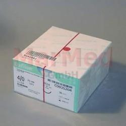 Šicí materiál Dafilon modrý, USP 4/0 (metric 1,5) + jehla DS-19, 75 cm, 36 kusů, C0933244