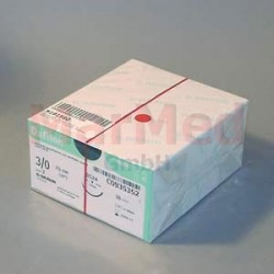 Šicí materiál Dafilon modrý, USP 3/0 (metric 2) + jehla DS-24, 75 cm, 36 kusů, C0933392
