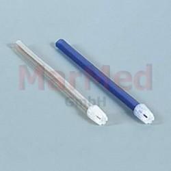 Odsávačka slin Unigloves, nesterilní, odjímatelný kryt, modrá, 100 ks