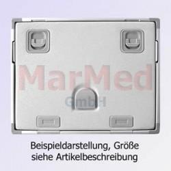 RTG-kazeta, aluminium, 30x40 cm