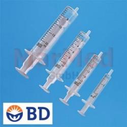Injekční stříkačka jednorázová Becton Dickinson DISCARDIT 2 ml, 2-dílná, 100 ks