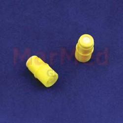 Zátka IN s injekčním portem, jednotlivě sterilně baleno, pro uzavření systému Lock, 100 ks