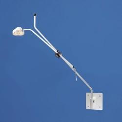 Malá vyšetřovací lampa Dr. Mach LED 110, s upevněním na zeď