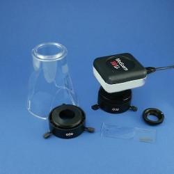 Moticam 1SP 1/3 palcová CMOS kamera, pro umístění na okulár mikroskopu