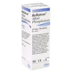 Reflotron ALP, 30 testů