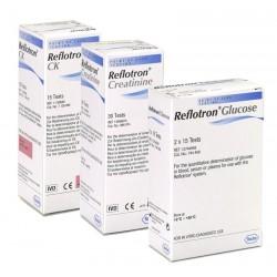 Reflotron Pankreas-Amylase, 15 testů