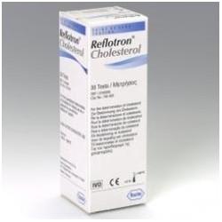 Reflotron Cholesterol, 30 testů