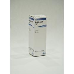 Reflotron CK, 15 testů