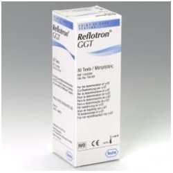 Reflotron GGT, 30 testů