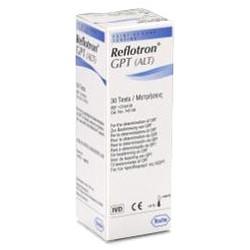 Reflotron GPT, 30 testů