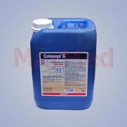 Desinfekce na kůži barevná Cutasept G - BODE, 5 litrů - kanystr