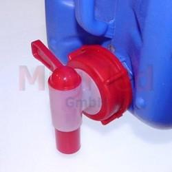 Kohout ke kanystru 5 litrů, pro typy Meditrade a Bode