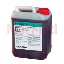 Braunoderm B. Braun, kanystr 5 litrů