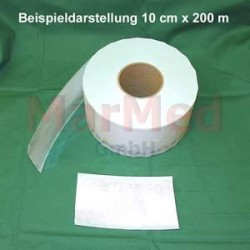 Fólie sterilizační do autoklávu 7,5 cm x 200 m