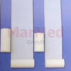 Obinadlo elastické fixační Nobatel, 5 m x 12 cm, 10 kusů, 49% bavlny a 51% polyamidu