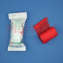 Obinadlo pevné Lohmann & Rauscher Cellacast Soft, 5 cm x 3,6 m, 1 kus, červené