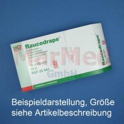Fólie incizní Raucodrape, lepící plocha, 15 x 20 cm, 10 kusů, sterilní samolepicí operační fólie Lohmann & Rauscher