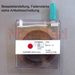 Šicí materiál - Polyamid, USP 3/0, 100 m