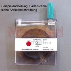 Šicí materiál - Polyamid, USP 0, 100 m