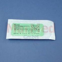 Šicí materiál - Linex (polyamid/nylon), USP 2/0, délka 75 cm + jehla DS 26 - 12 ks