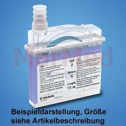 Šicí materiál - Safil Violett (PGA) B. Braun, USP 4/0 (EP 1,5), cívka 15 m